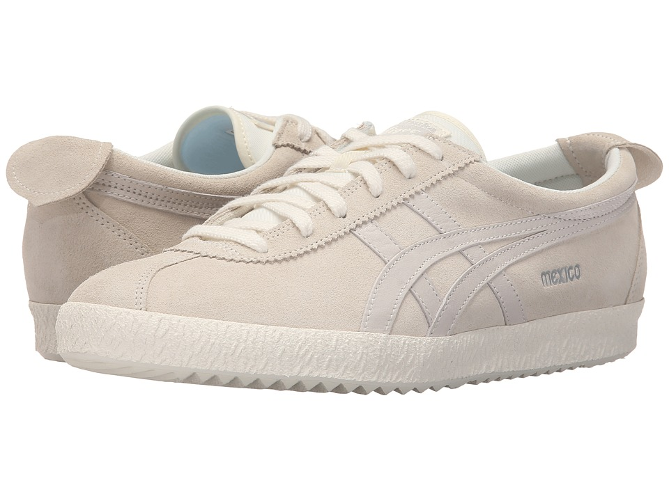 Onitsuka Tiger by Asics Mexico Delegation (Slight White/Slight White) Shoes