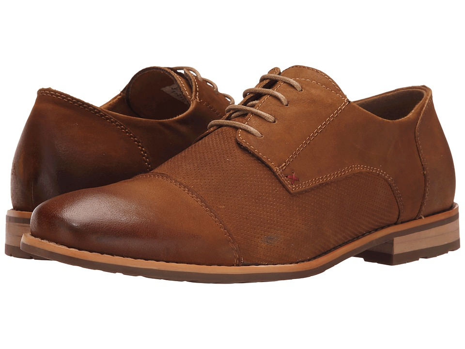 Steve Madden Catalyst (Tan Nubuck) Men