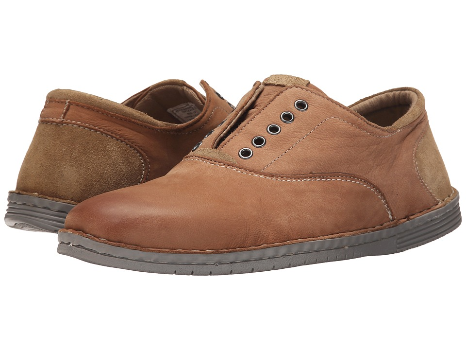 Steve Madden Rothman (Tan Leather) Men