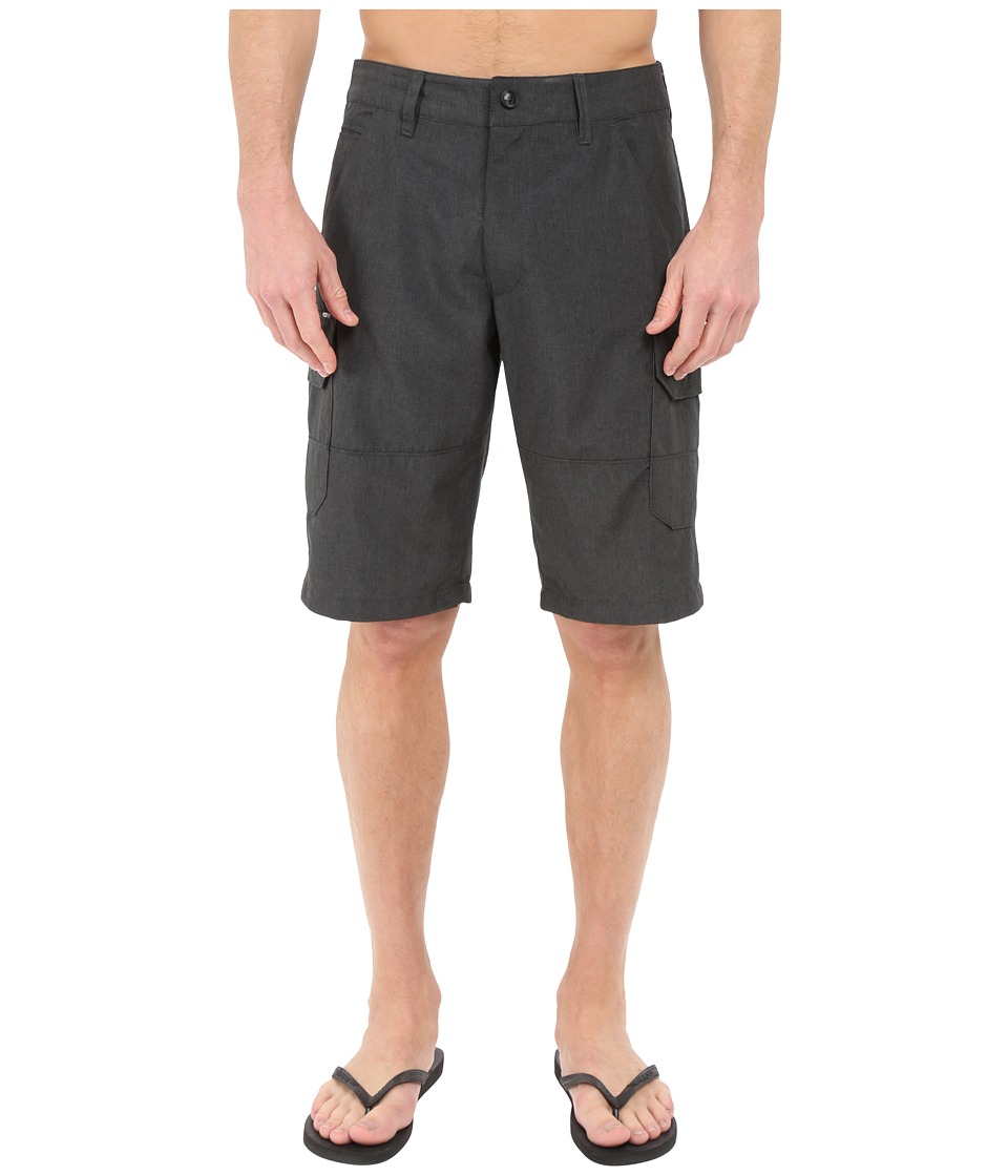 Fox - Slambozo Tech Shorts (Black) Men's Shorts