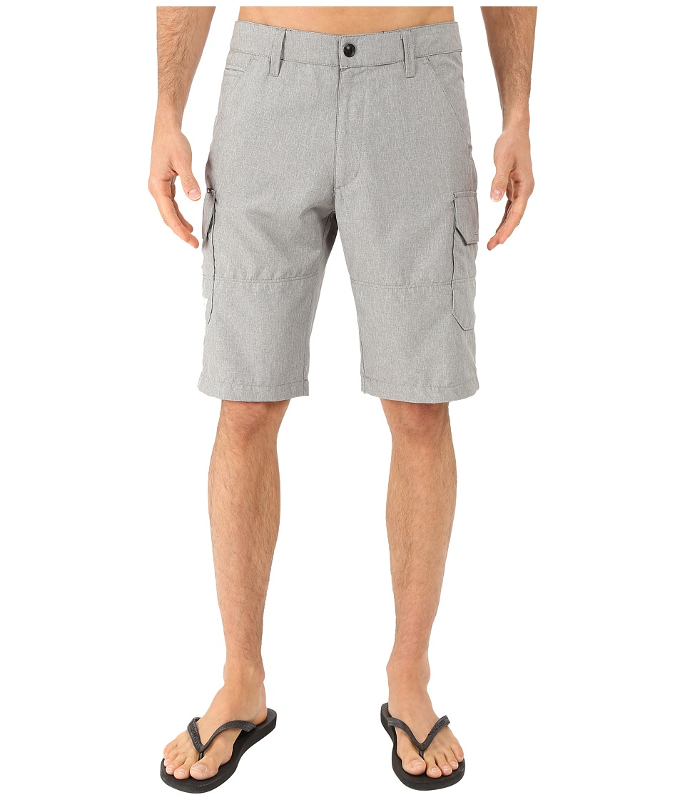 Fox - Slambozo Tech Shorts (Stone) Men's Shorts