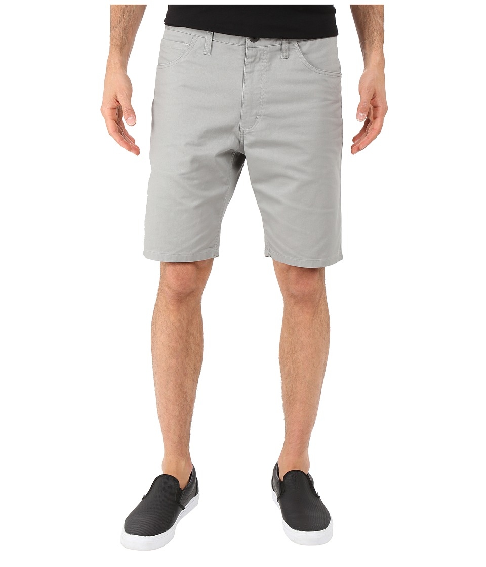 Fox - Blade Shorts (Grey) Men's Shorts