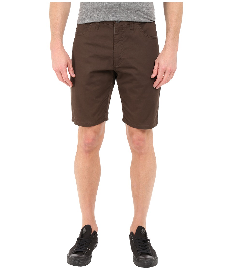 Fox - Blade Shorts (Chocolate) Men's Shorts