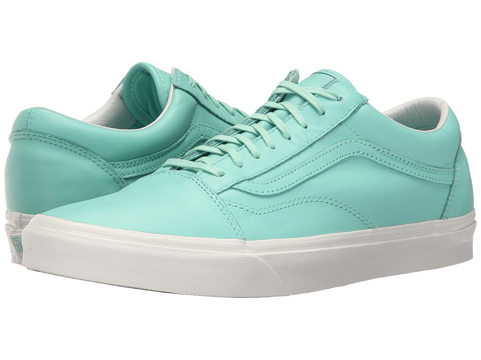 Vans - Old Skool ((Pastel Pack) Ice Green/Blanc de Blanc) Skate Shoes