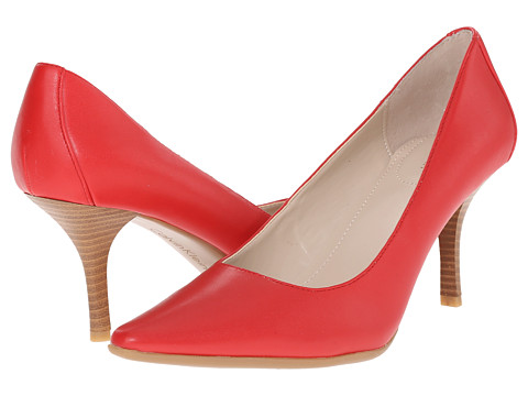 Calvin Klein - Dolly (Lipstick Red) Women's 1-2 inch heel Shoes