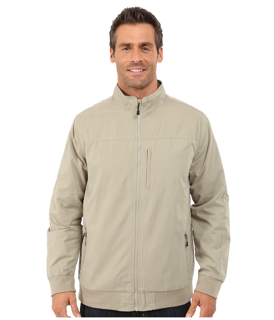 Quiksilver Waterman - The Helm Jacket (Laurel Oak) Men's Coat