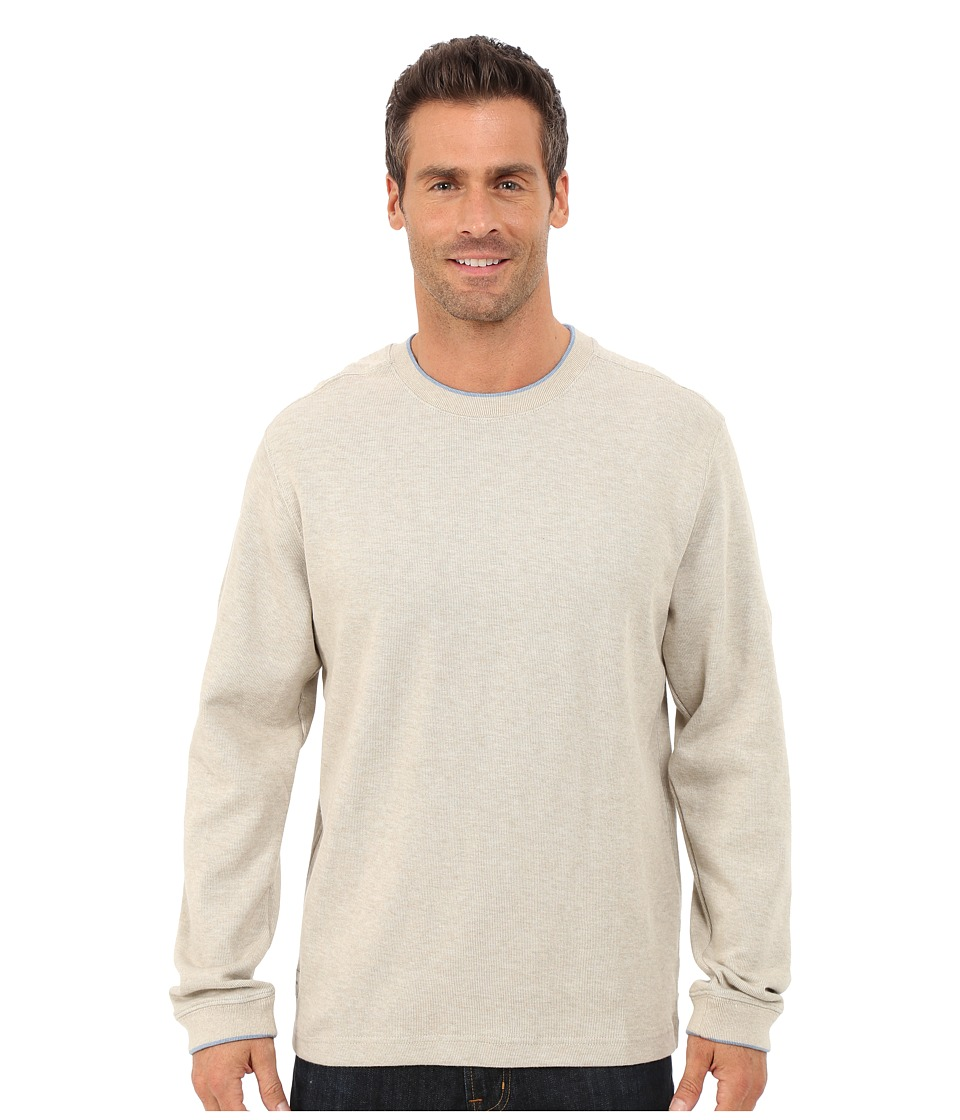 Quiksilver Waterman - Rock Lagoon 3 Sweatshirt (Sandbar) Men's Clothing