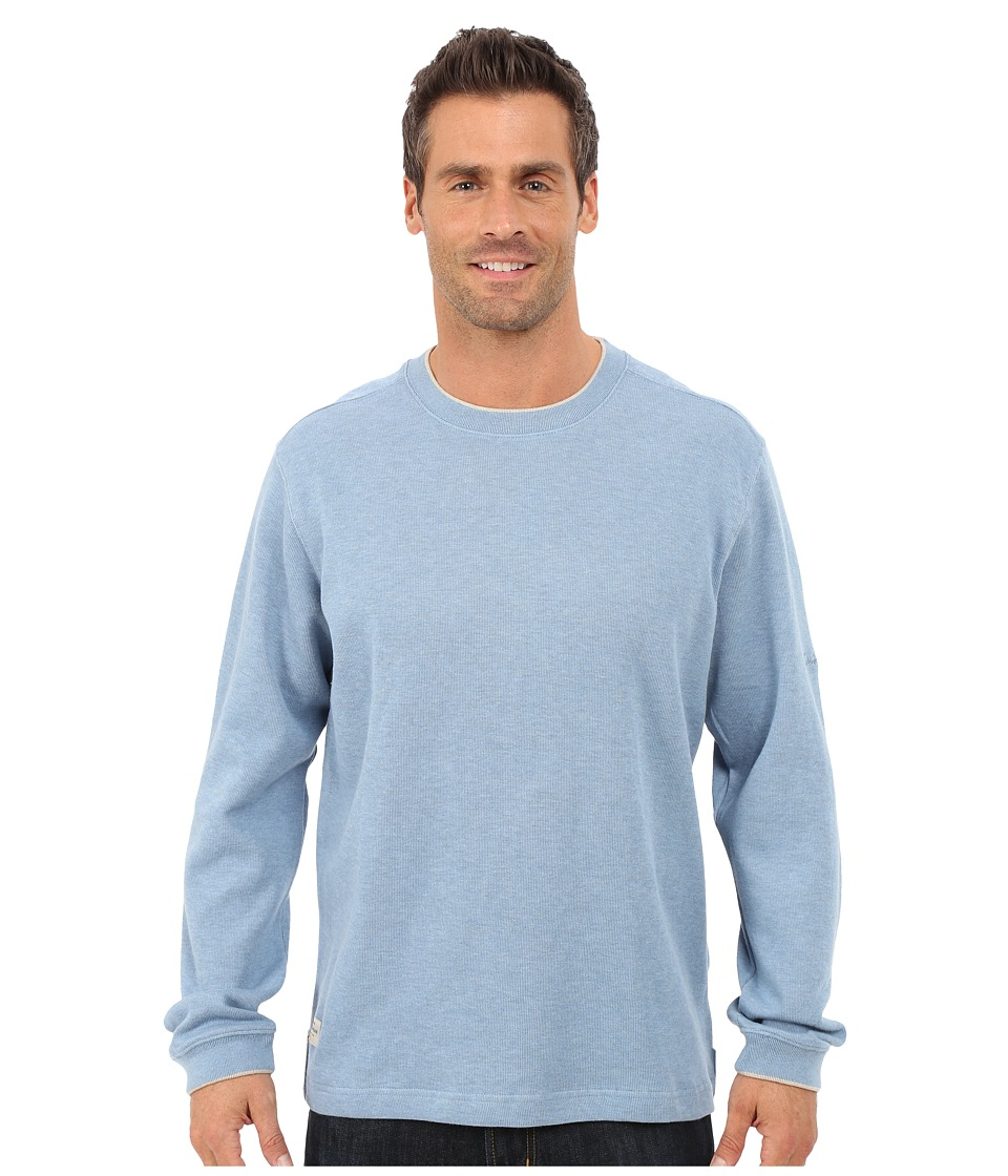 Quiksilver Waterman - Rock Lagoon 3 Sweatshirt (Real Teal) Men's Clothing