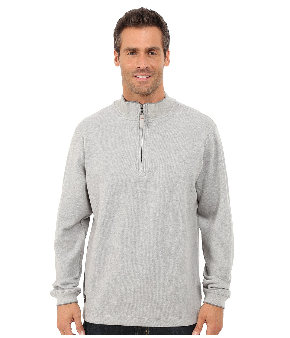 Quiksilver Waterman - Point Sur 3 Sweatshirt (Zinc) Men's Sweatshirt