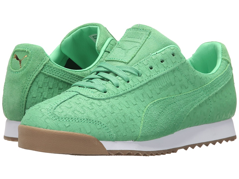 PUMA - Roma Emboss Brick (Spring Bouquet) Women's Shoes