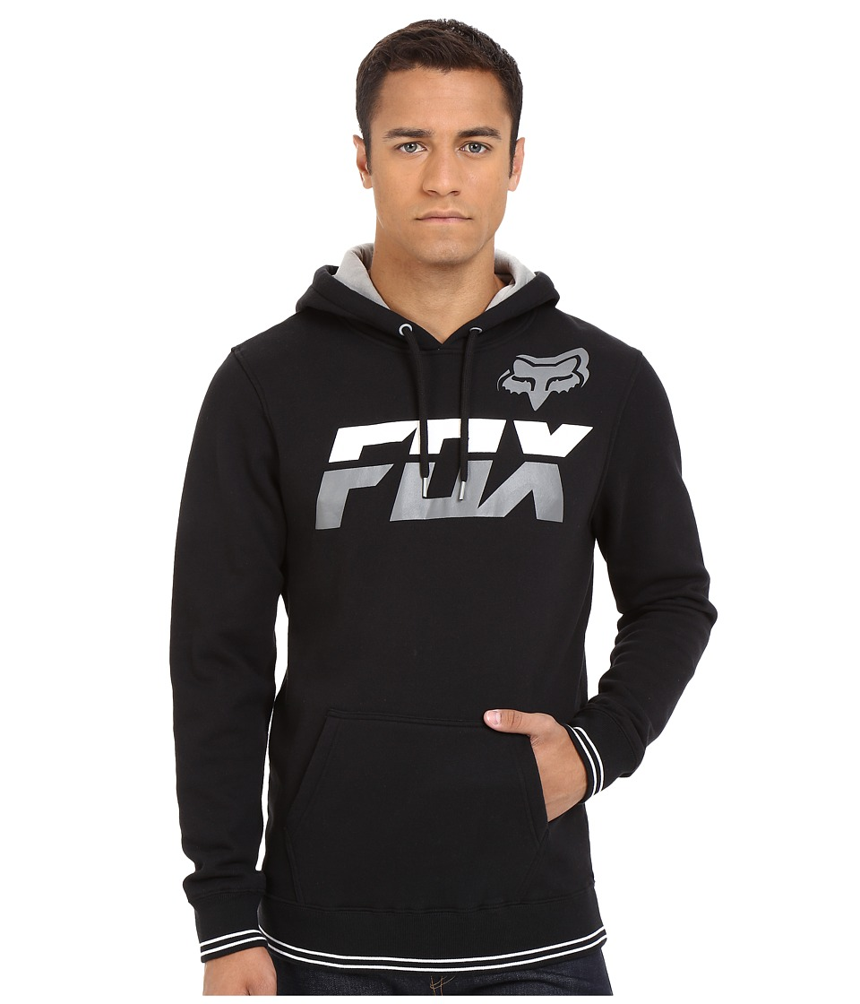 Fox - Deviant Pullover Fleece (Black) Men's Sweatshirt