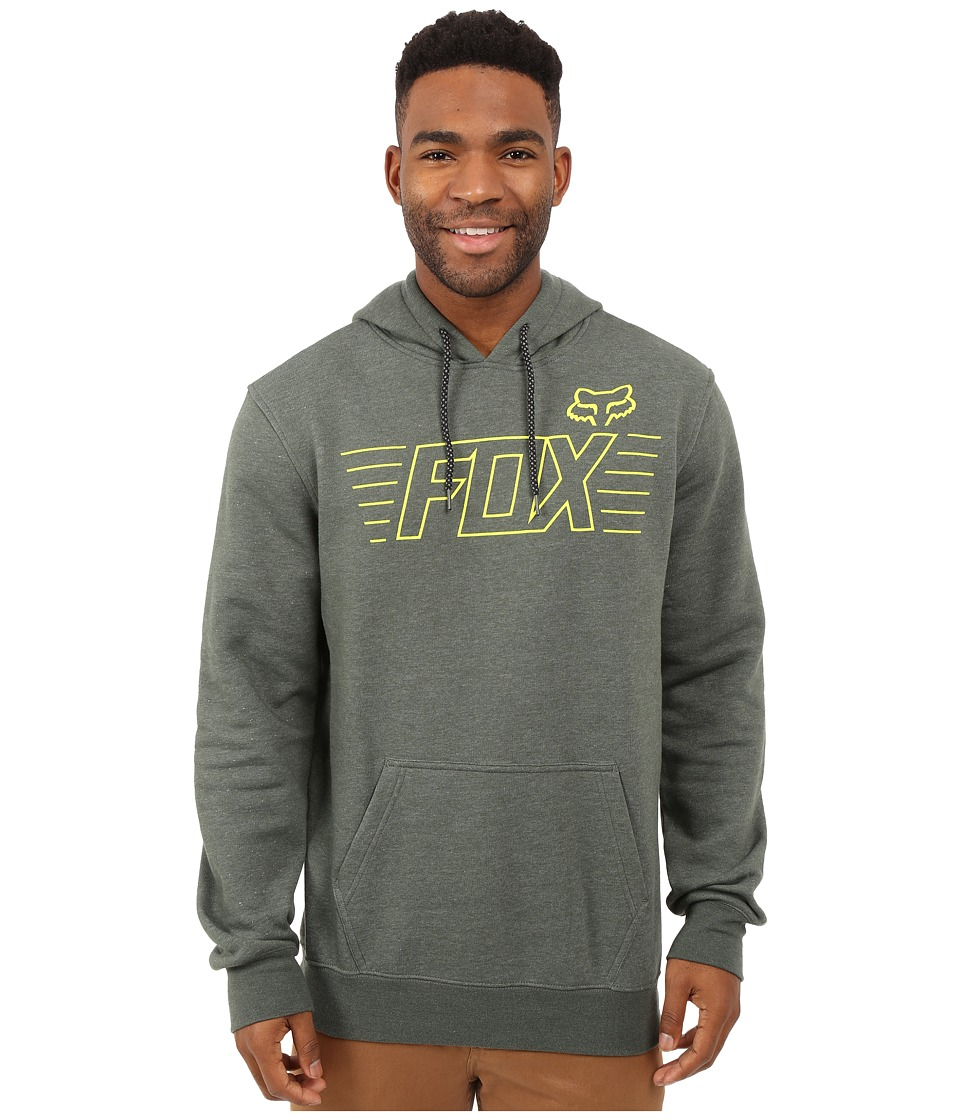 Fox - Conjurer Pullover Fleece (Military) Men's Sweatshirt