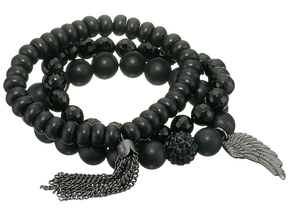Dee Berkley - Black Out Bracelet (Black) Bracelet