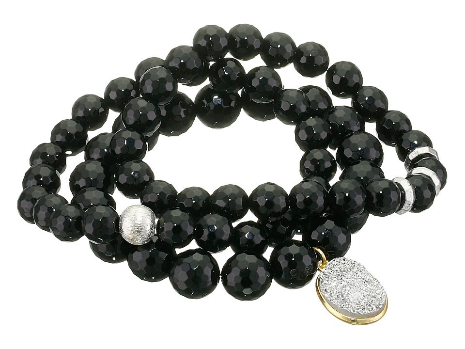 Dee Berkley - Tinsel Town Bracelet (Black) Bracelet