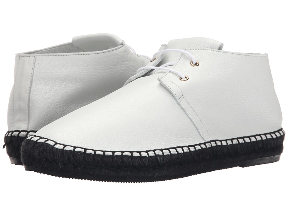 Robert Clergerie Eloise (White Smooth Calf Leather) Women