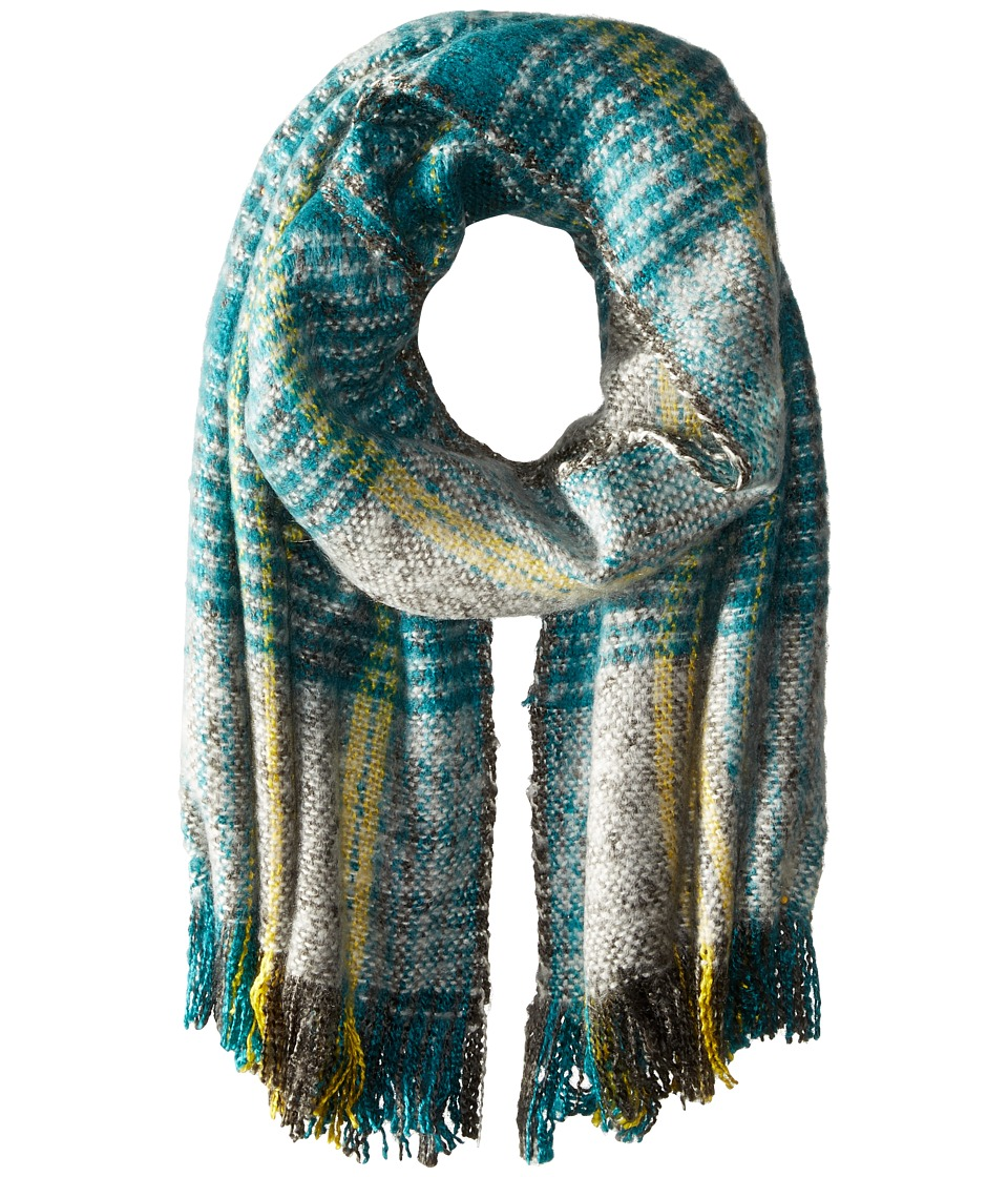 Echo Design - Great Scott Blanket Wrap (Dusk) Scarves