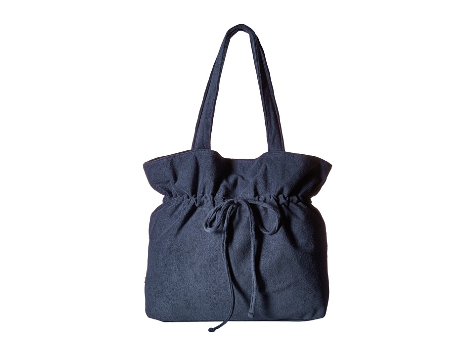 Echo Design - Terry Naples Tote (Deep Blue) Tote Handbags
