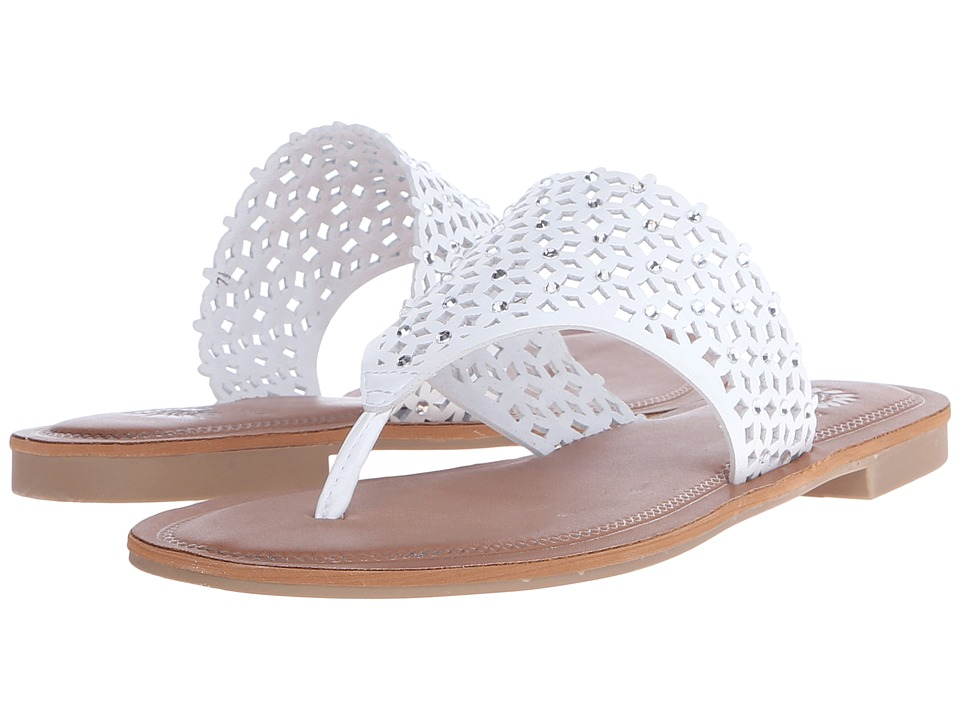 Yellow Box - Dream (White) Women's Sandals