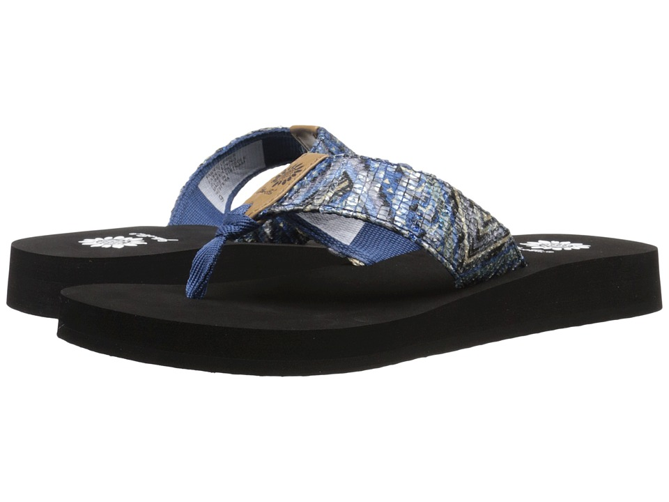 Yellow Box - Hespera (Blue) Women's Sandals