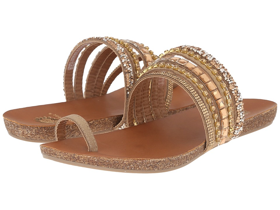 Yellow Box - Darra (Tan) Women's Sandals