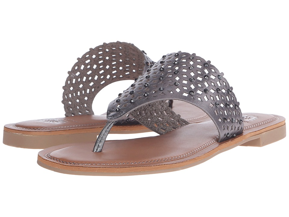 Yellow Box - Dream (Gunmetal) Women's Sandals