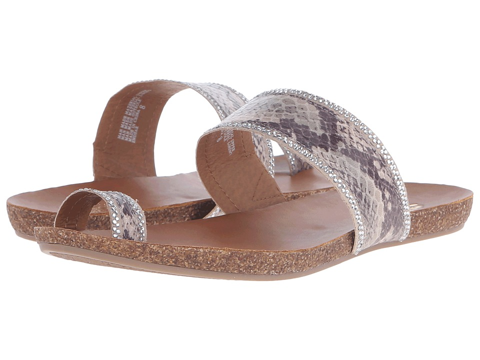 Yellow Box - Endear (Natural) Women's Sandals