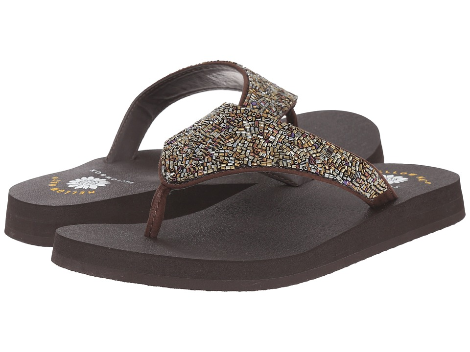 Yellow Box - Adona (Brown Multi) Women's Sandals