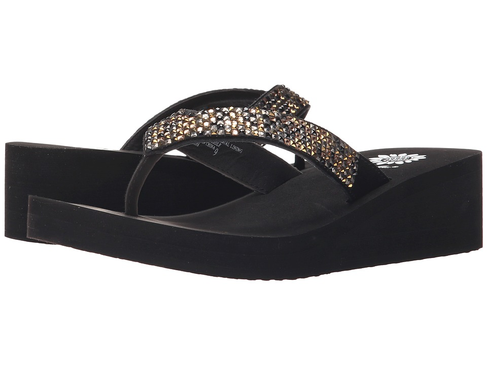 Yellow Box - Mada (Metallic Multi) Women's Sandals
