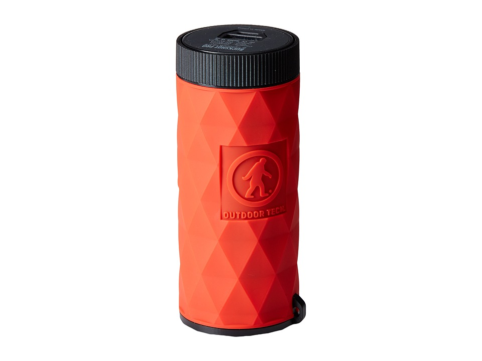 Outdoor Tech - Buckshot Pro 3-in-1 Wireless Speaker (Red) Headphones