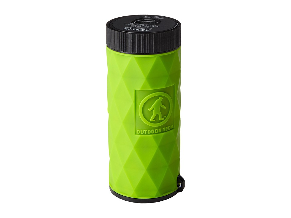 Outdoor Tech - Buckshot Pro 3-in-1 Wireless Speaker (Glow) Headphones
