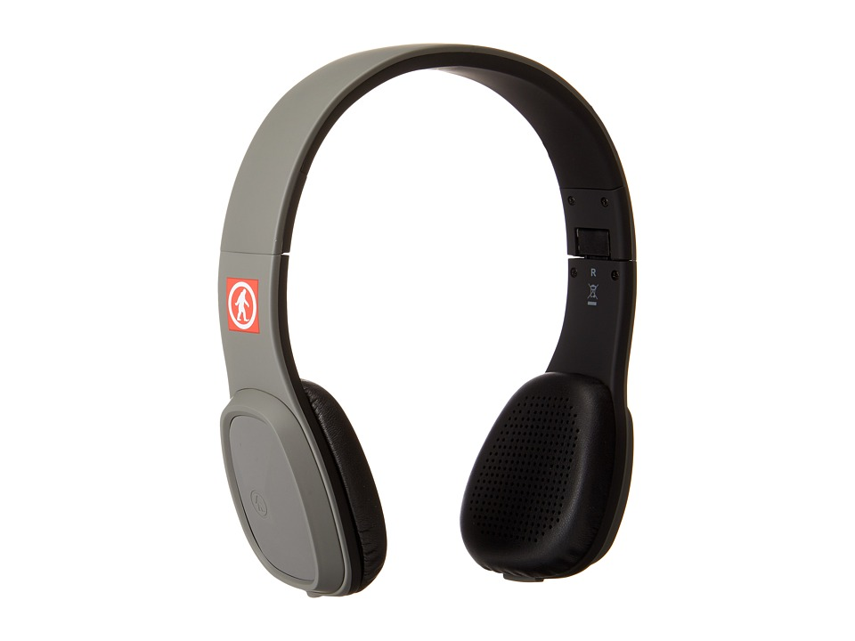 Outdoor Tech - Los Cabos Wireless Headphones (Gray) Headphones