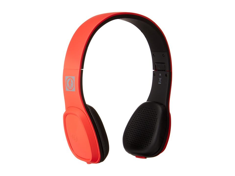 Outdoor Tech - Los Cabos Wireless Headphones (Red) Headphones