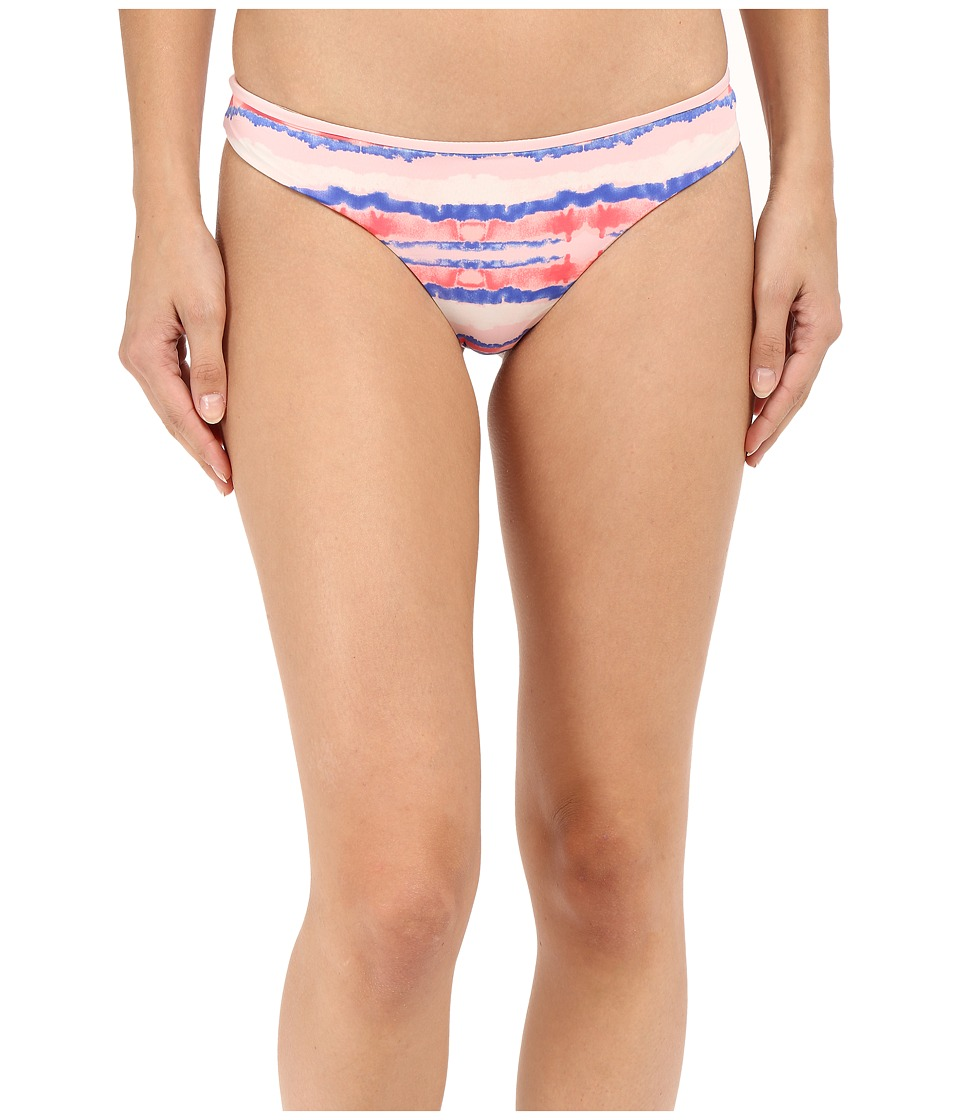 Roxy - Sea Stripe Reversible Tanga Tie Pants (Sea Stripe Combo Fragola Final) Women's Swimwear