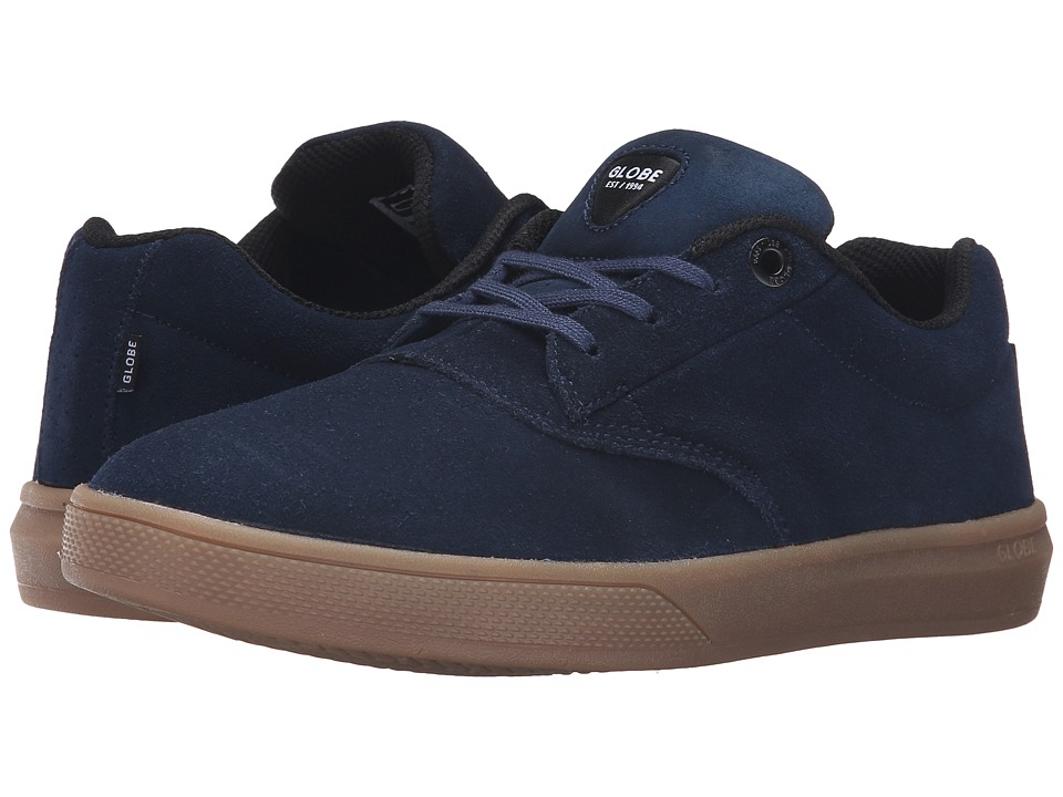 Globe - The Eagle (Navy/Gum) Men's Skate Shoes