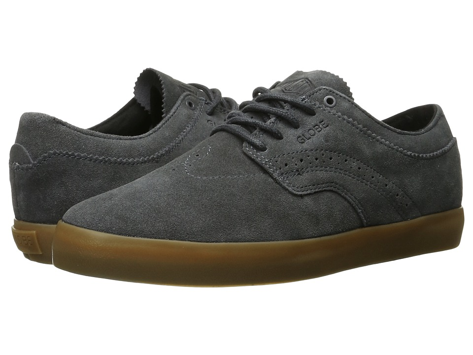 Globe - Taurus (Charcoal/Gum) Men's Shoes