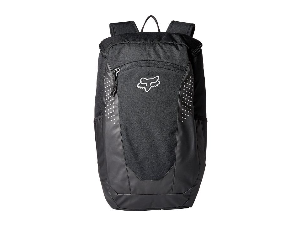 Fox - Decompress Backpack (Black) Backpack Bags