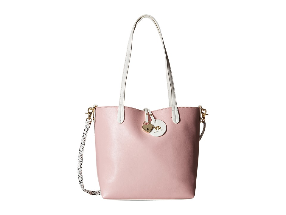 Emma Fox - Savannah Bag-in-Bag (Pink Multi) Tote Handbags