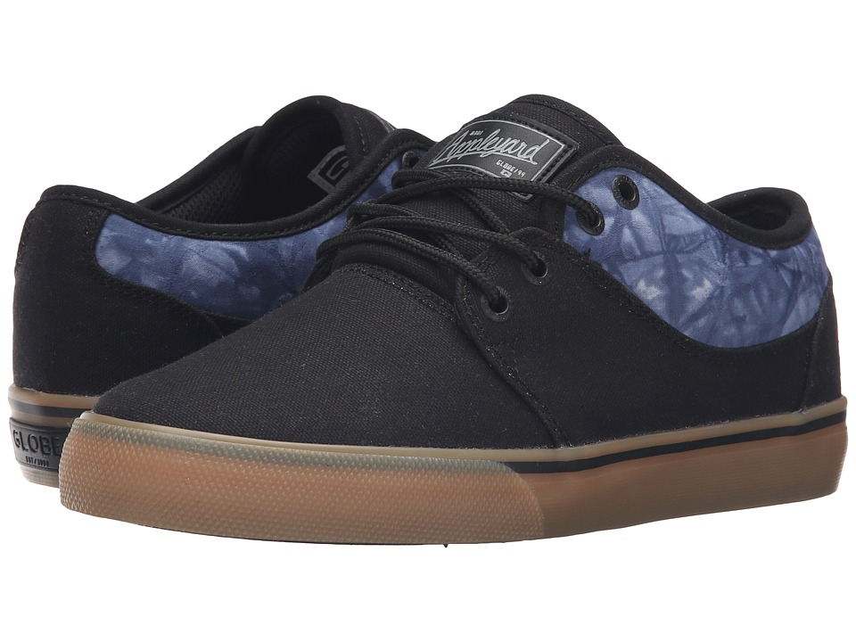 Globe - Mahalo (Black/Tie-Dye) Men's Skate Shoes