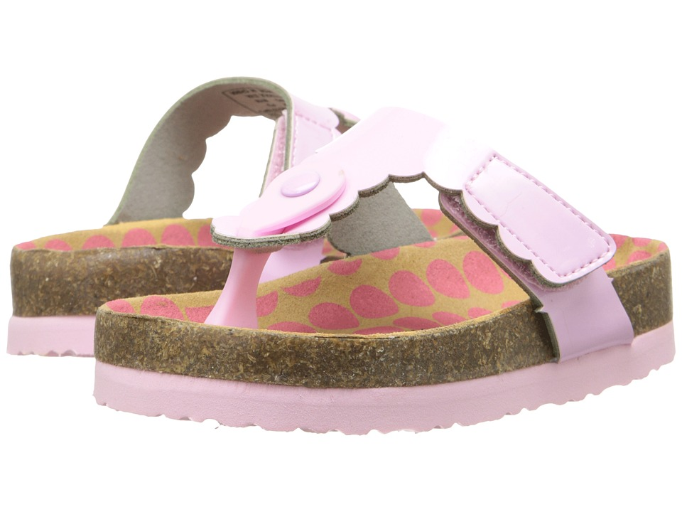 Morgan&Milo Kids - AB Special (Toddler/Little Kid) (Pale Neon Pink) Girls Shoes