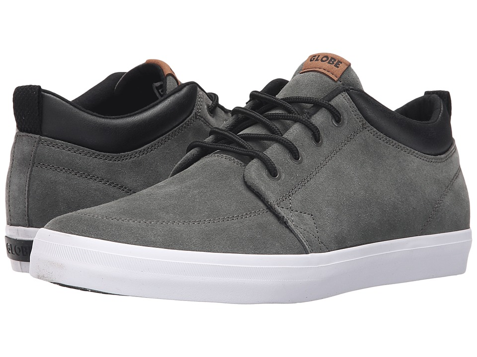 Globe - GS Chukka (Charcoal/White) Men's Skate Shoes