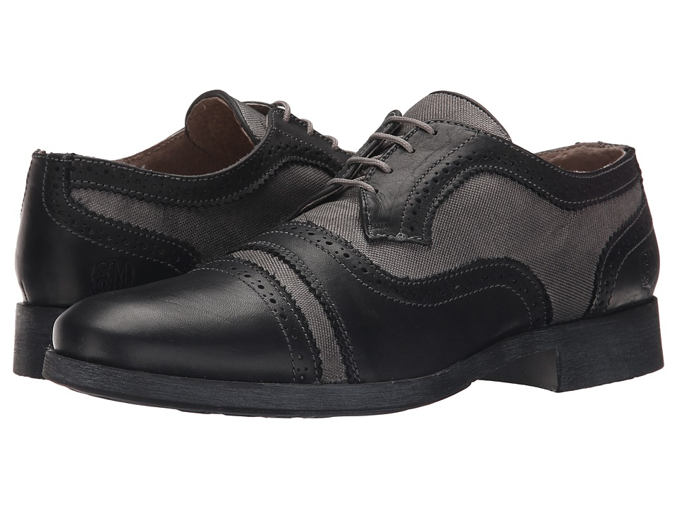 Steve Madden Cammby (Black Multi) Men