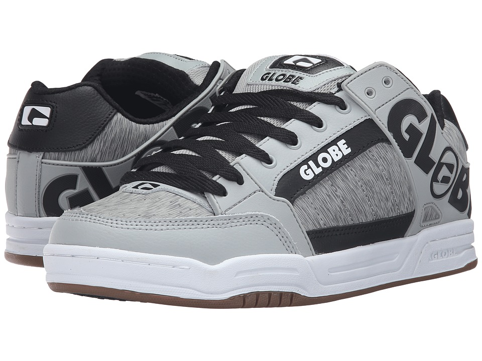 Globe - Tilt (Grey/Black/White) Men's Skate Shoes