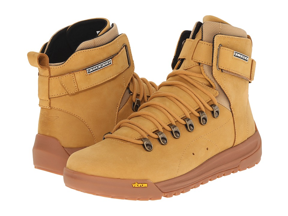 Creative Recreation - Baretto (Wheat Gum) Men's Shoes
