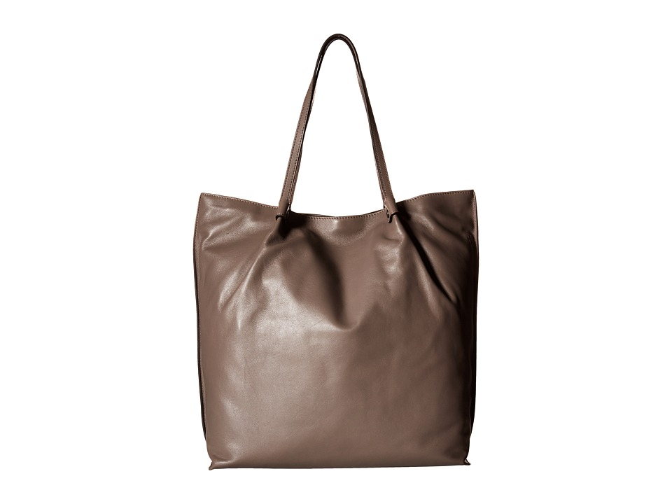 ECCO - Sculptured Tote (Moon Rock) Tote Handbags