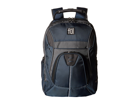 FUL - Gung-Ho Backpack (Blue) Backpack Bags