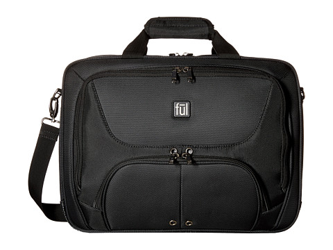 FUL - Midtown Messenger Backpack (Black) Backpack Bags