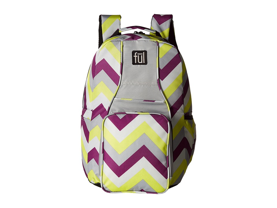 FUL - Stretto Backpack (Purple) Backpack Bags