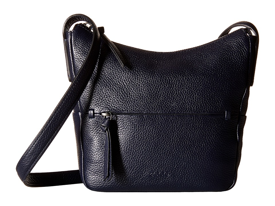 62d9b0eb6 UPC 809702305679 product image for ECCO - SP Small Hobo Bag (Navy/Blue) ...