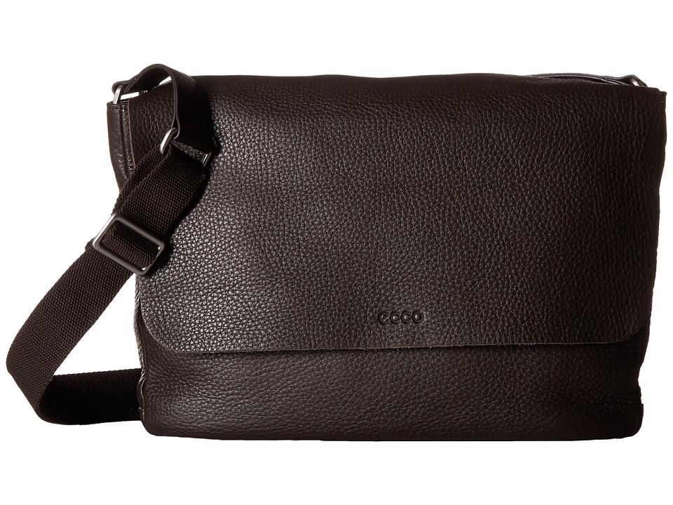ECCO - Denio SD Messenger (Mocca) Messenger Bags