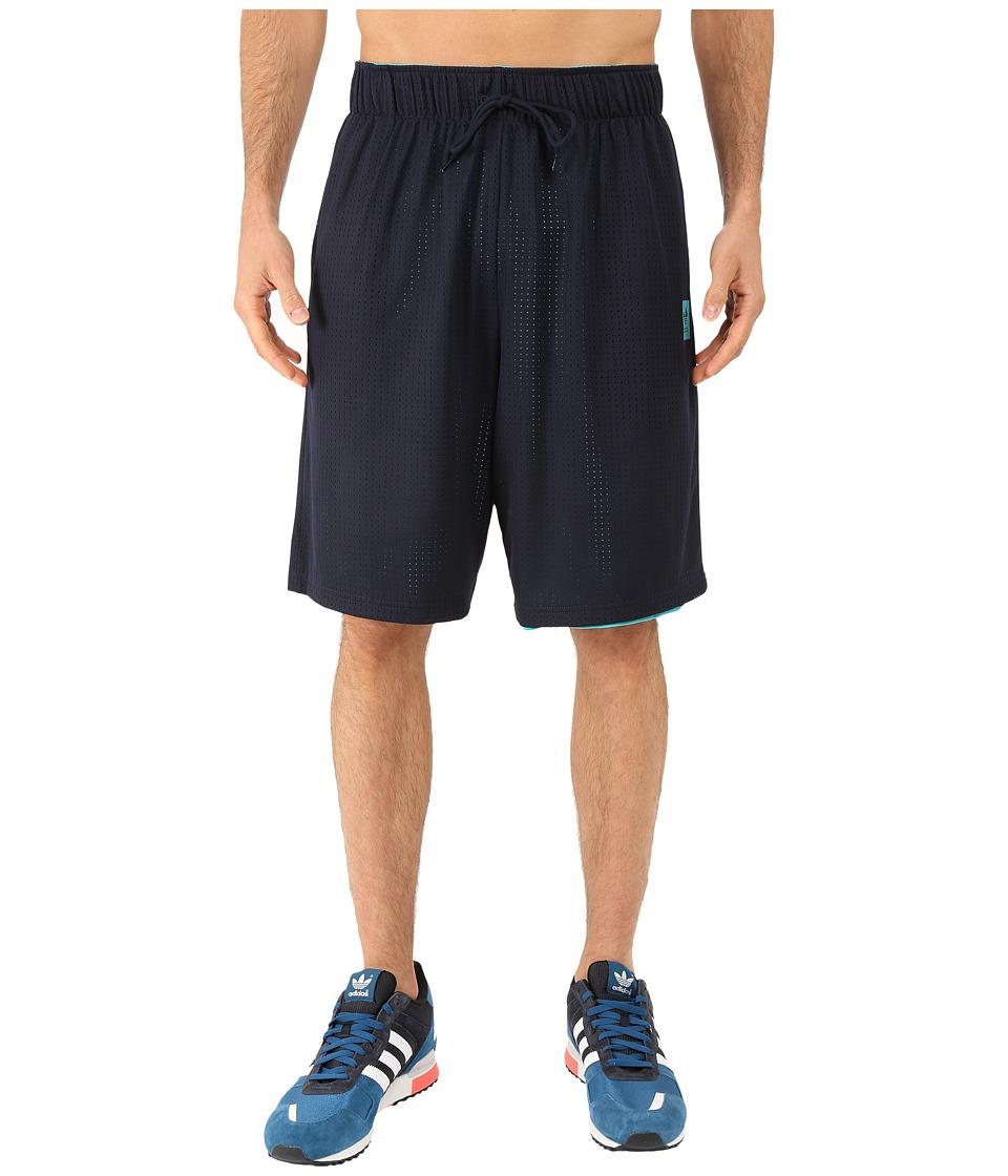 adidas Skateboarding - Chillaxing Mesh Shorts (Legend Ink) Men's Shorts